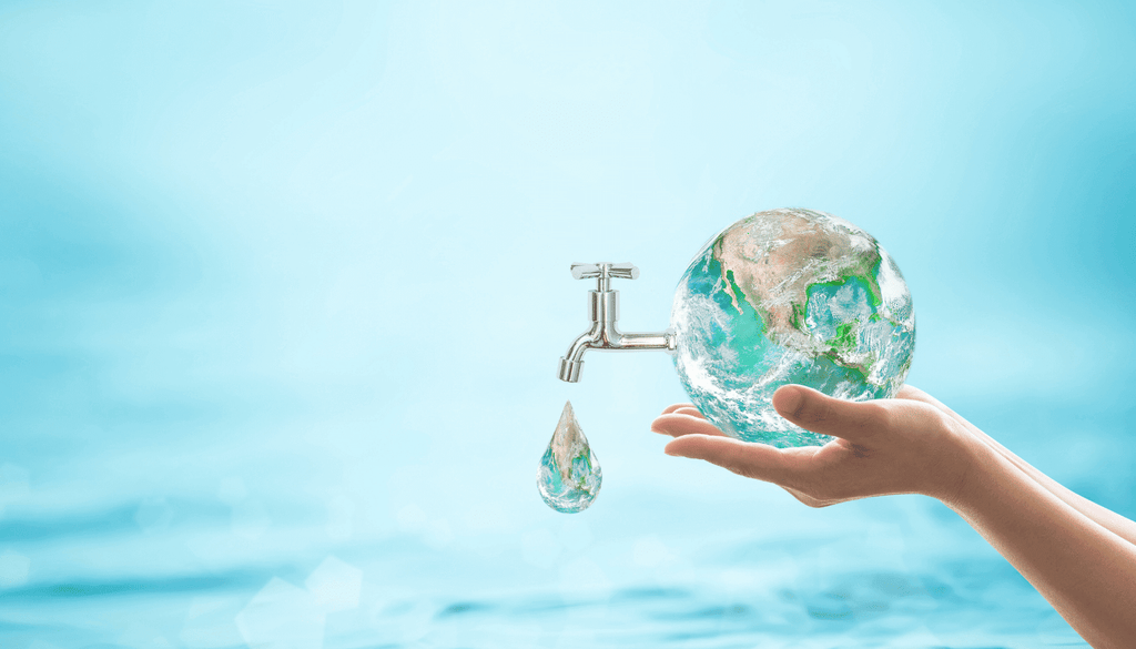 Save Water, save the planet