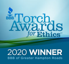 Nasoni Wins 2020 Torch Award for Ethics from BBB