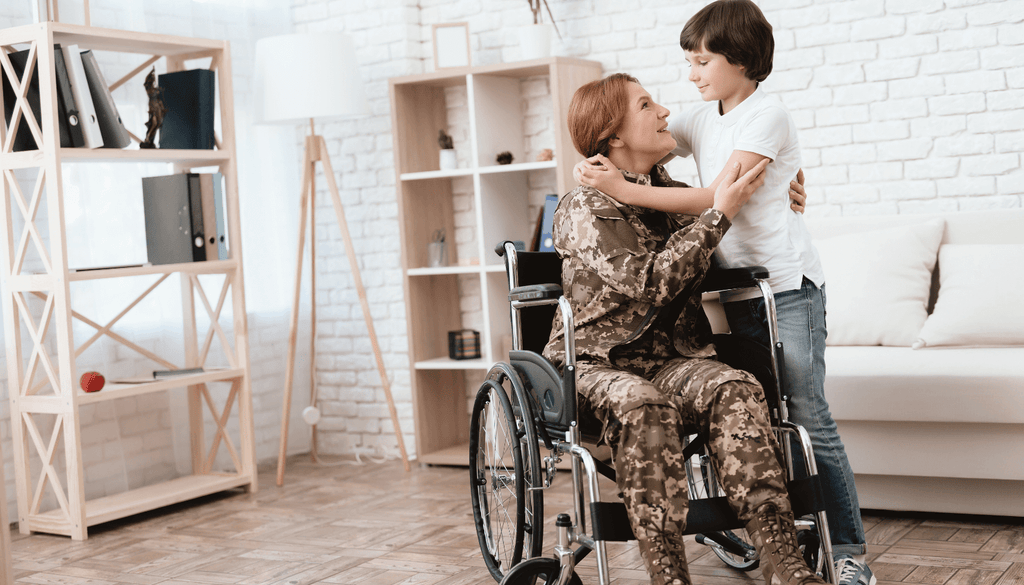 Conventional faucets simply do not take into account veterans with disabilities, making difficult or impossible the actions that most perform intuitively