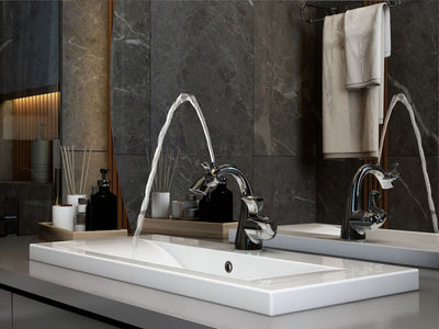 Single Lever Fountain Faucet With Filter Bundle PREORDER