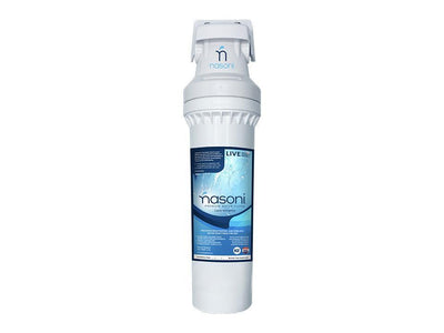 Nasoni Premium Water Filter Front View on White Background