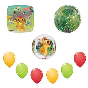 Lion Guard Lion King ORBZ Party Balloon Decoration supplies
