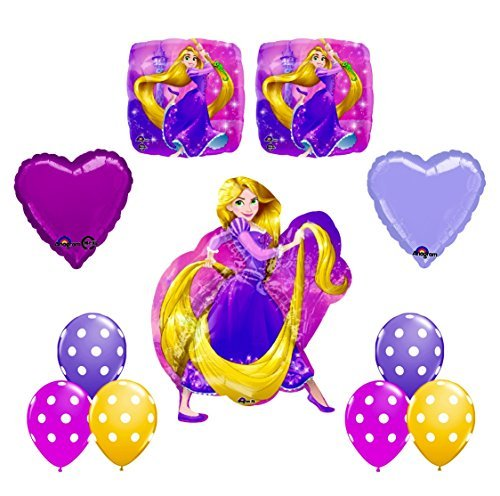 NEW! Disney Princess Rapunzel Tangled Party Extension Kit Balloon decorations supplies