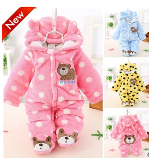 Bear-y Winter Outfit - Smart Cute Babies