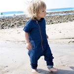 Adorable Jeans Baby Onesie - Smart Cute Babies