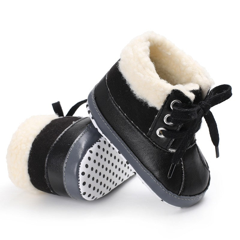 Adorable Baby Booties