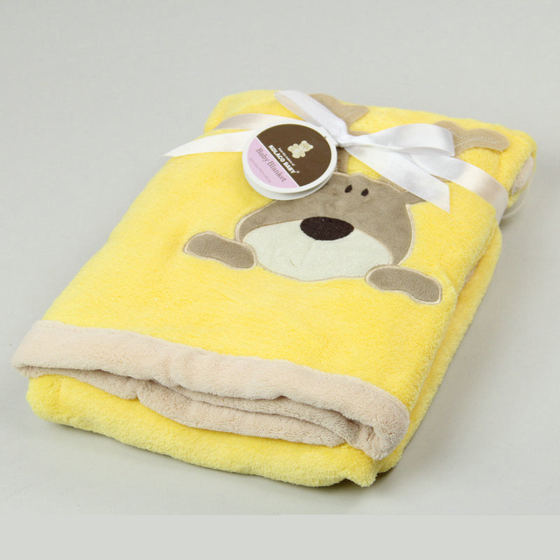 Swaddle Baby Blankets - Smart Cute Babies