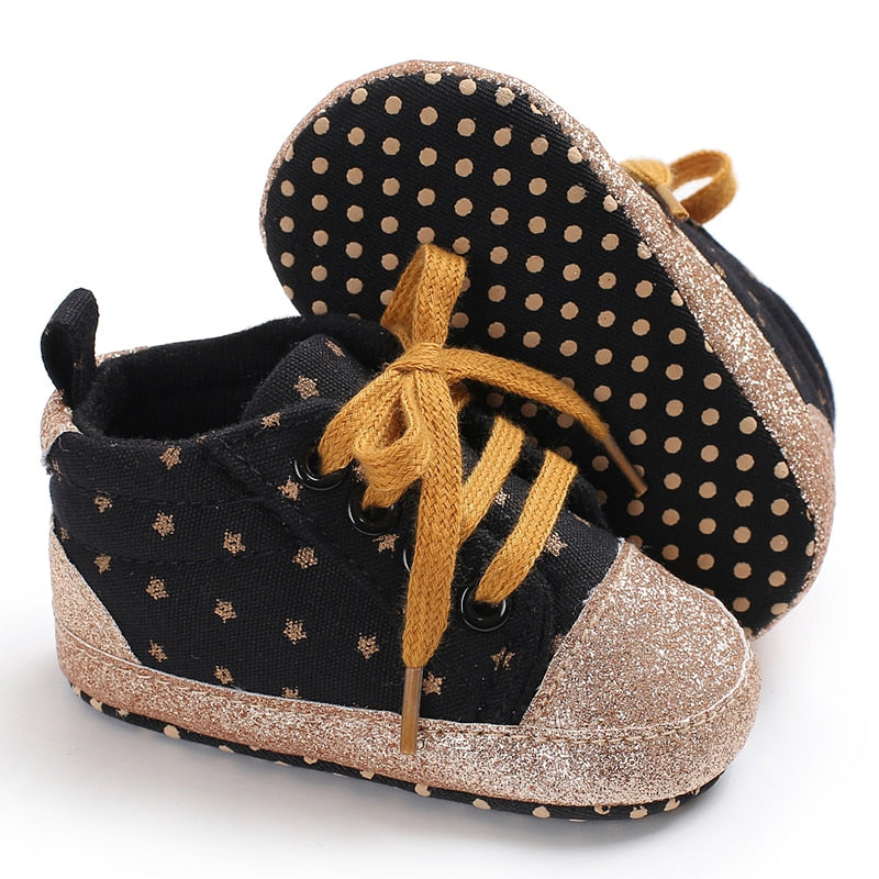 Adorable Soft Sole Baby Walkers