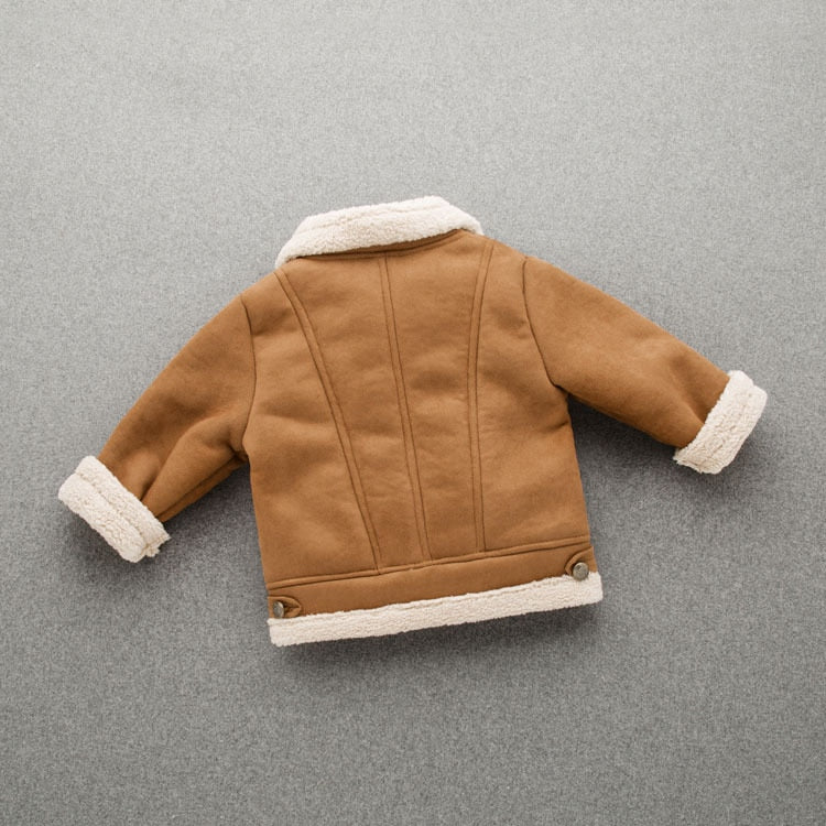 Adorable Baby Coat - Smart Cute Babies