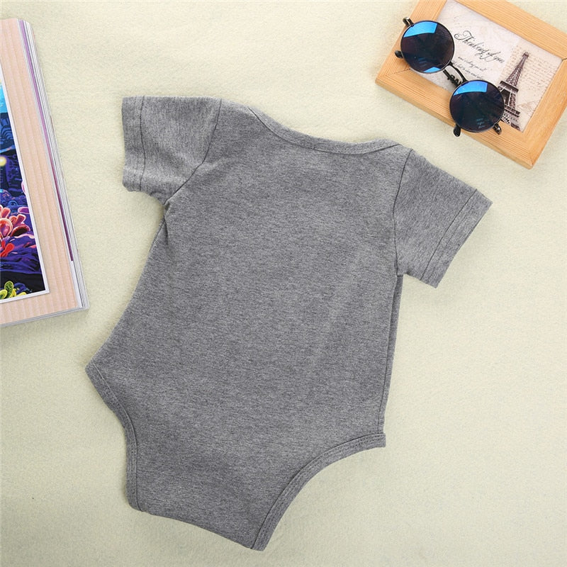 'Ladies, I HAVE ARRIVED' Baby Romper - Smart Cute Babies