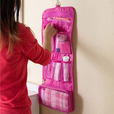 Pink Moveable Storage Bags