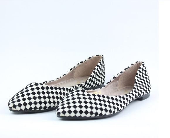 Chess Design Shoe