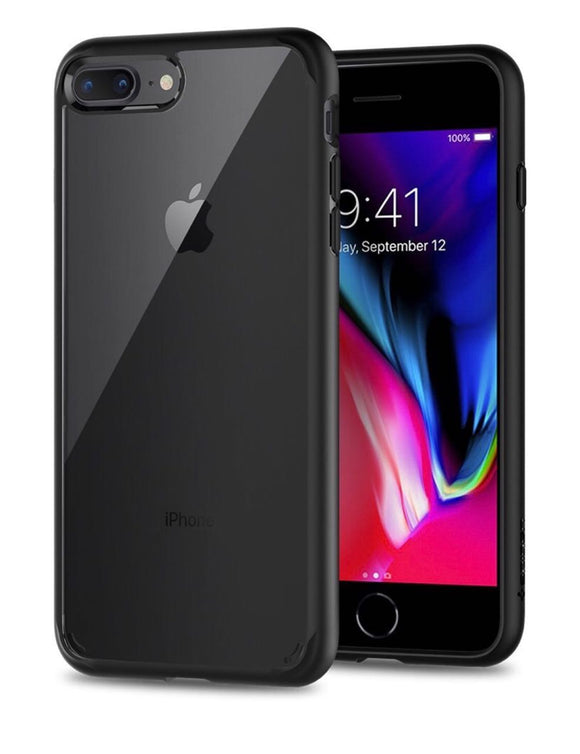 iPhone 7/8 Plus Black Cover