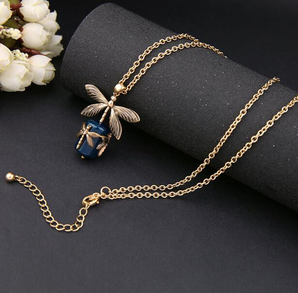 Nice Blue Necklaces for women