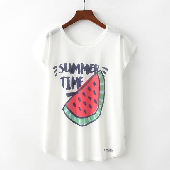 Watermelon Woman T Shirt