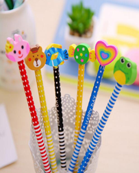 Cute Lovely Pencil - Crateen
