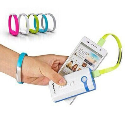 Unique USB Bracelet for iPhone