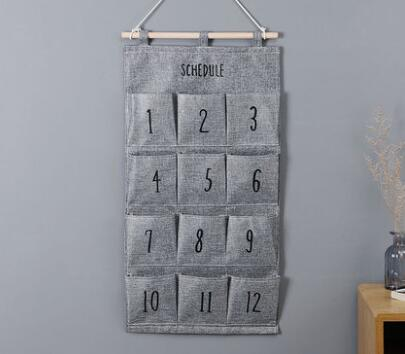 T Number Hanger Bag