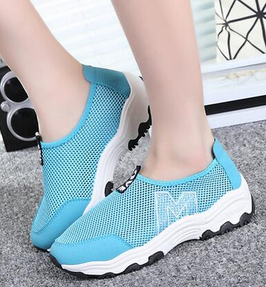 Style Blue Sport Shoes