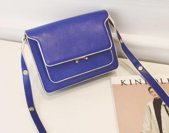 Blue Highly Women Handbags