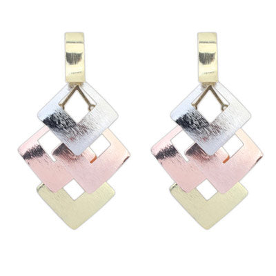 Square Shape Earring for women