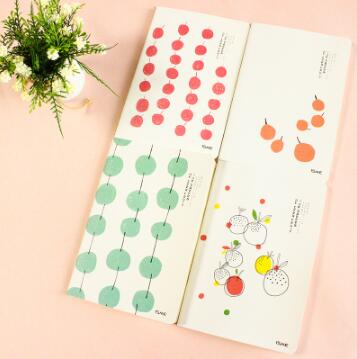 Fruit Notebook - Crateen