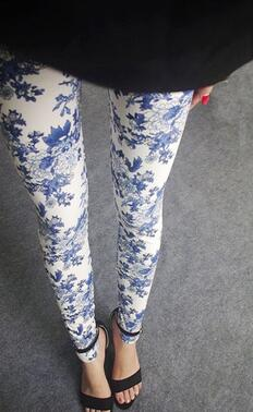 Rose Leggings - Crateen