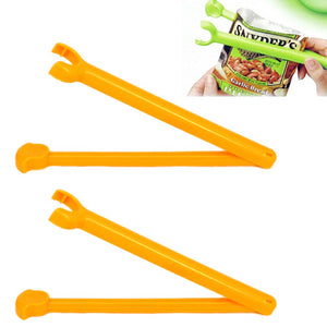 Simple Food Sealed Clips(2pcs) - Crateen