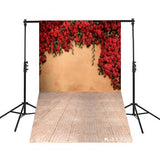 Red Roses Photography Background