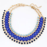 Chunky Multicolor Necklaces