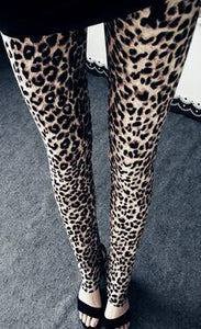 Tiger Leggings - Crateen
