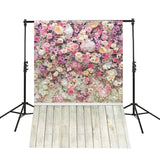 Flowers Photography Background