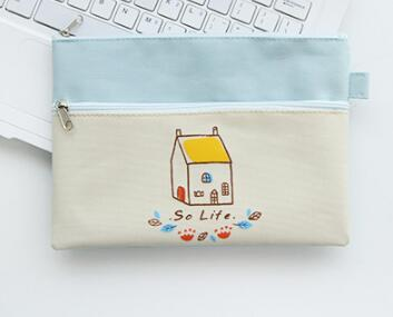 House Pencil Case - Crateen