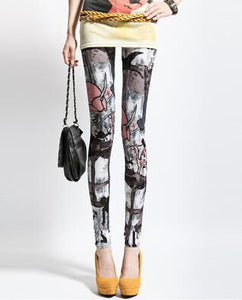 Random Leggings - Crateen