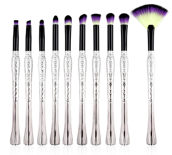 Decorated Eye Brush - Crateen