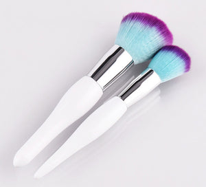 Oblique Shape Makeup Brush - Crateen