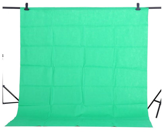Green 1.6x2m Textile Muslin Photo Backdrop