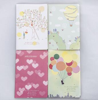 Cute Lovely  Notebook - Crateen