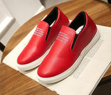 Fashion Red Sport Shoes - Crateen