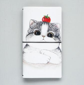 Caty Cat Notebook