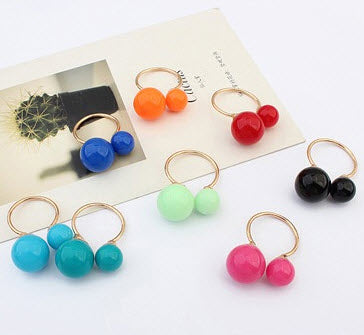 Colored Rings for women