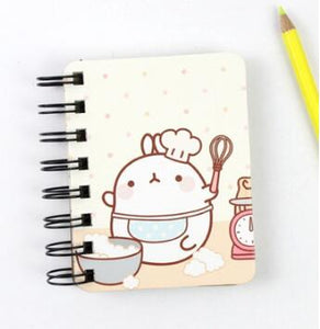 Cooker Notebook