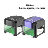 High Speed Miniature Laser Engraving Machine