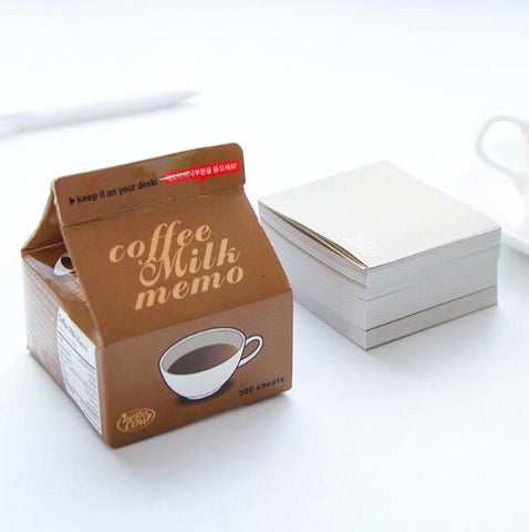 Coffee Note Papers