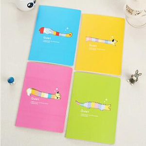 Cute animale Notebook - Crateen
