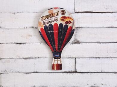 Bakery Shop Airship decor - Crateen