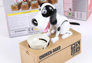 Dog Money Box - Crateen