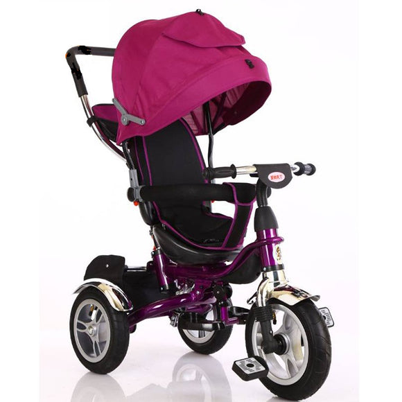 Purple Tricycle For Kids