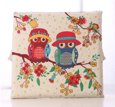 Pillow Double Owl - Crateen