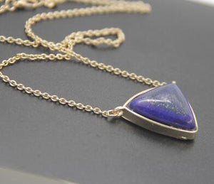 Blue Stone Necklaces - Crateen
